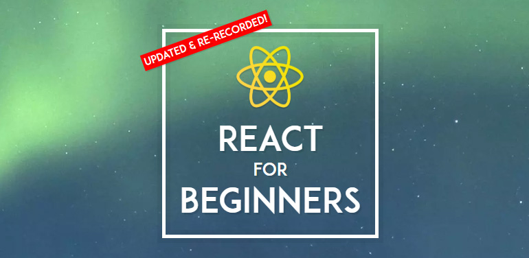 React for Beginners Course